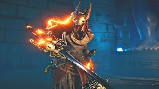 Download Assassin's Creed Origins - FFXV A Gift From The Gods Quest & BAHAMUT Cutscenes + FFXV Weapons Video