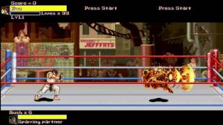 Download Final Fight GOLD SUPER: All Super Combos Video