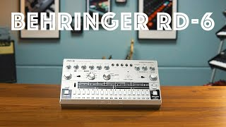 Download NAMM 2020 - Introducing the Behringer RD-6 Video