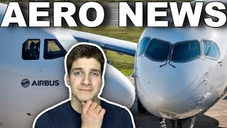 Download CSeries bei LUFTHANSA? Erzwungenes Wachstum! AeroNews Video