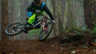 Download Mountain Biking in BC - Brandon Semenuk Video