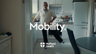 Download Exercises After Hip Replacement | Nuffield Health Video
