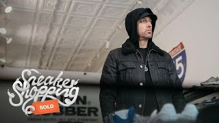 Download Eminem Goes Sneaker Shopping With Complex Video