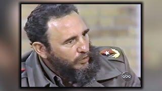 Download Fidel Castro's 'most difficult interview' Video