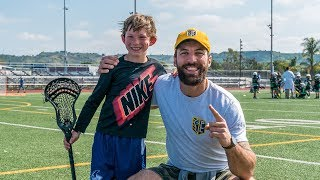 Download WE WENT TO TOM BRADY'S SON'S LACROSSE GAME Video