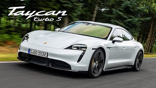 Download Porsche Taycan Turbo S: Road Review | Carfection 4K Video