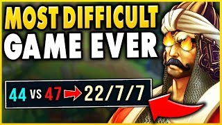 Download WTF! ONLY THE RANK 1 TRYND COULD 1V9 THIS GAME! (INSANE OUTPLAYS) S9 TRYNDAMERE - League of Legends Video