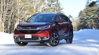 Download 2017 Honda CR-V Touring AWD Video