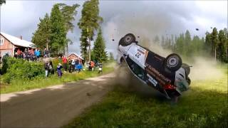 Download Finnish Ralli Rally Crasher & Action 2016 Video