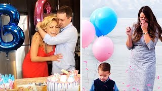 Download THE BEST REACTIONS FROM GENDER REVEALS | COMPILATION Video