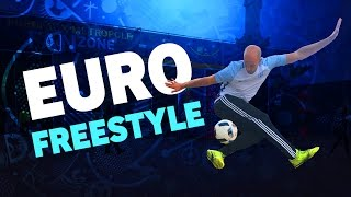 Download 4 v 1 Freestyle Challenge | Euro Freestyle w/ Daniel Cutting Video