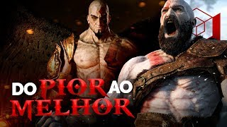 Download GOD OF WAR: RANKING DO PIOR AO MELHOR Video