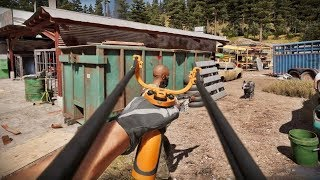 Download Far Cry 5 Stealth Kills (Outpost,Hostage Rescue) Video