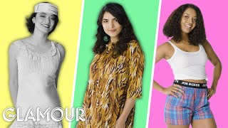 Download 100 Years of Pajamas | Glamour Video
