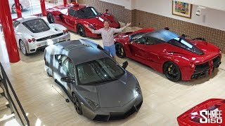 Download Japan's Best Car Collection and Man Cave! Video