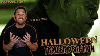 Download HALLOWEEN 2018 TRAILER REACTION + SHOULD MICHAEL DIE? (Drumdums In-depth Reaction) Video