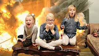 Download EXPLOSION at Grandma's House! Video