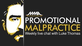 Download Live Chat: Georges St-Pierre's UFC Return, UFC Halifax & Bellator 172 Results, MMA News Video