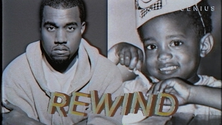 Download The Evolution of Kanye West   Rewind Video