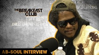 Download Ab-Soul Drops By The Breakfast Club To Talk About His New Album Video