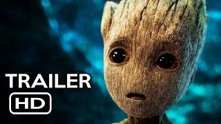 Download Guardians of the Galaxy Vol. 2 Official Trailer #2 (2017) Chris Pratt Sci-Fi Action Movie HD Video