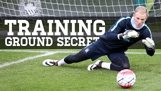 Download Joe Hart's Training Ground Secrets Video