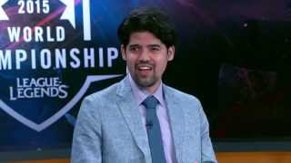 Download paiN Gaming vs KOO Tigers post-match analyst desk | Day 1 Groups S5 LoL World Championship Video