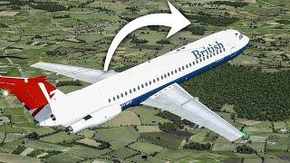 Download Pilot Sucked Out In Flight | British Blowout | British Airways Flight 5390 | 4K Video