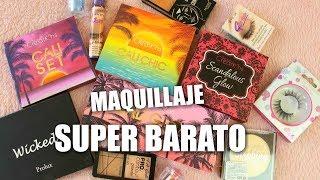 Download COMPRAS DE MAQUILLAJE SUPER BARATO | BEAUTY CREATIONS, LA COLORS, SANTEE Y MAS Video