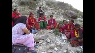 Download CSANN team visit to Bajura district (Interaction with women group) Video