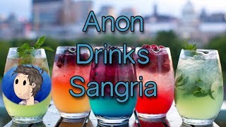 Download Anon Drinks Sangria Video