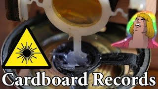 Download Can a Laser Engrave Music onto Records? Video