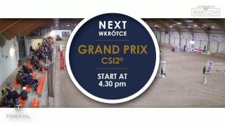 Download CSI Sopot 2019 - GRAND PRIX - CSI2* - against the clock with one jump off- 238.2.2 (145cm) - Longine Video
