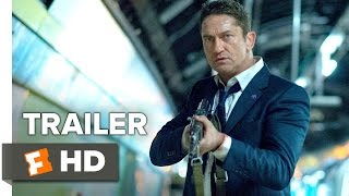 Download London Has Fallen Official Trailer #1 (2016) - Gerard Butler, Morgan Freeman Action Movie HD Video
