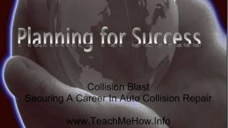 Download Choosing A Career Pathway In Auto Collision Repair Video