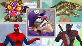 Download Super Smash Bros Meme Modpack: All Character's Final Smashes (Smash Mods) Video