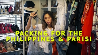 Download Packing for the Philippines and Paris! Video