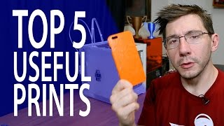 Download My Top 5 Useful 3D Prints of 2016 Video