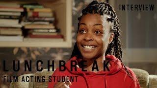 Download LUNCHBREAK with Alexandra - film acting student Video