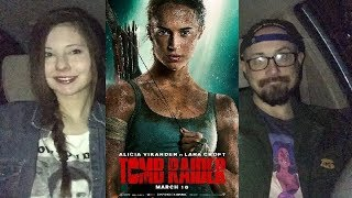 Download Midnight Screenings - Tomb Raider Video