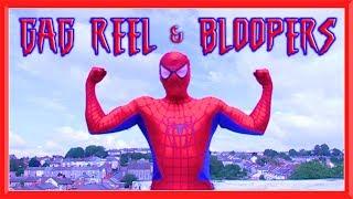 Download SPIDERMAN & VIDEO BLOOPERS (GAG REEL) | GNT Video