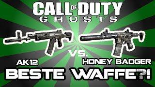 Download COD Ghosts: AK12 vs. HONEY BADGER Welche ist die beste Waffe? Waffenvergleich/Guide German/Deutsch Video