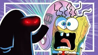 Download ITS 3 AM AT THE KRUSTY KRAB 🍉 | FLUTTERBOB PLAYS Video