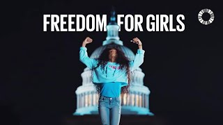 Download Freedom - International Day of the Girl Video