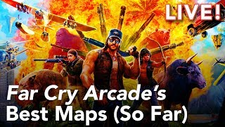 Download Far Cry Arcade's Best Maps (So Far) Live with Paul and Tim! Video