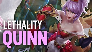 Download Imaqtpie - LETHALITY QUINN IS ACTUALLY GOOD? ft. IWDominate Video