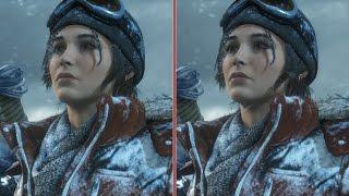 Download Rise of the Tomb Raider Graphics Comparison: PS4 Pro vs. PS4 Video