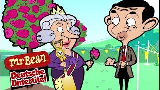 Download Die Gartenschau der Königin | Mr Bean animiert | Ganze Folgen | Mr Bean Deutschland Video