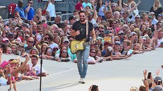 Download Old Dominion No such thing as a broken heart, Tampa FL 4/21/2018 Video
