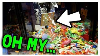 Download I wasn't supposed to win this from the claw machine... Video